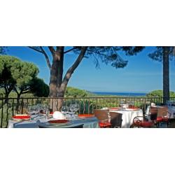 Dolce Vita Restaurant in St Tropez