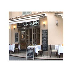 Le Don Juan Chez Florent Restaurant in Antibes