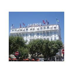 Hotel Splendid in Cannes