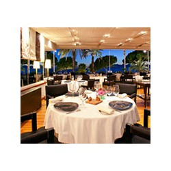 La Palme d'Or Restaurant in Cannes
