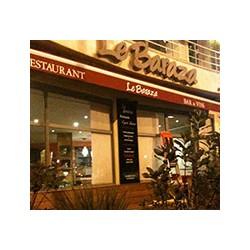 Le Baraza Restaurant in Hyères