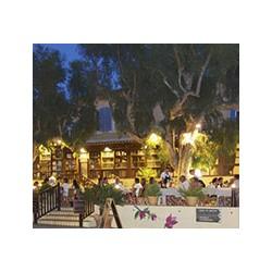 Villa Ste-Anne Restaurant in Ile de Porquerolles