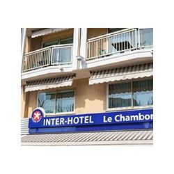 Inter-Hotel Chambord in Menton