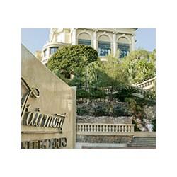 Hotel Fairmont in Monte Carlo