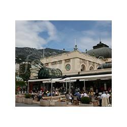 Café de Paris in Monte-Carlo