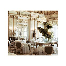 Le Louis XIV Restaurant in Monte-Carlo