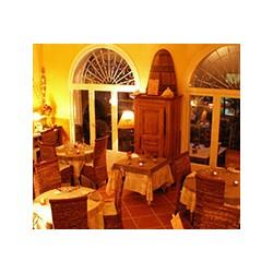 Villa Matuzia Restaurant in Agay