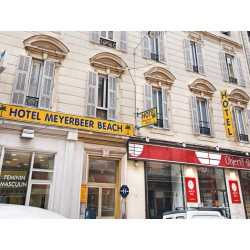 Hostel Meyerbeer Beach in Nice