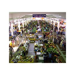 Marché Forville Forville Market in Cannes