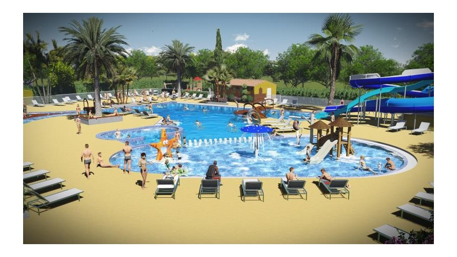 Superb Camping Port Pothuau In Hyeres