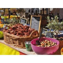 Provencal Market in Agay