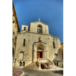 La Cathédrale Notre-Dame-du-Puy in Grasse