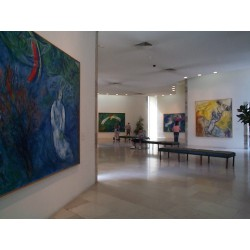 Marc Chagall National Museum in Nice