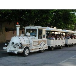 Petit train Little Train Sightseeing Tour in Ramatuelle, St Tropez