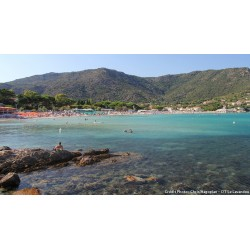 Beach Saint-Clair in Le Lavandou
