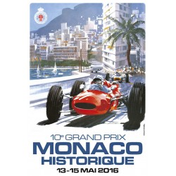 10th Grand Prix de Monaco Historique in Monaco