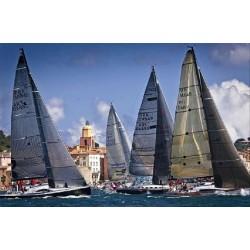 Giraglia Rolex Cup Regatta in St Tropez