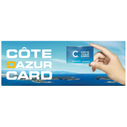 Cote d Azur Card Sightseeing pass