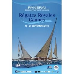 Cannes Régates Royales - Panerai Classic Yachts Challenge| September