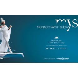Monaco Yacht Show | September