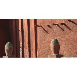 Sudanese mosque or Missiri Frejus