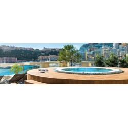 The Thermes Marins de Monte-Carlo