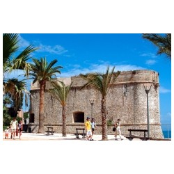 The Archeology Museum in Antibes
