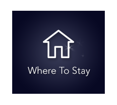 WHERE TO STAY
