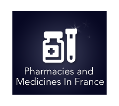 Pharmacies and medicines in France